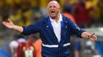 Luis Felipe Scolari rechazó oferta para asumir en la selección de Paraguay