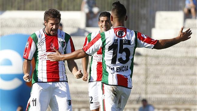 94543a735d04c Palestino se instaló en Uruguay para enfrentar a Montevideo Wanderers por  Copa Libertadores