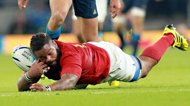 La cuarta jornada del Mundial de Rugby de Inglaterra - AlAireLibre.cl