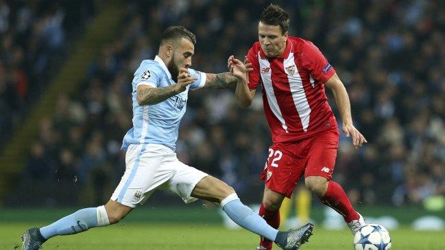 Manchester City enfrenta a Sevilla por la cuarta fecha del Grupo D ...