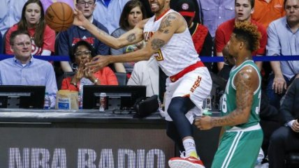 La victoria de Atlanta Hawks sobre Boston Celtics en la NBA
