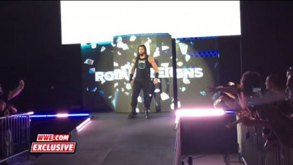 Roman Reigns retornó a WWE en show previo a Battleground