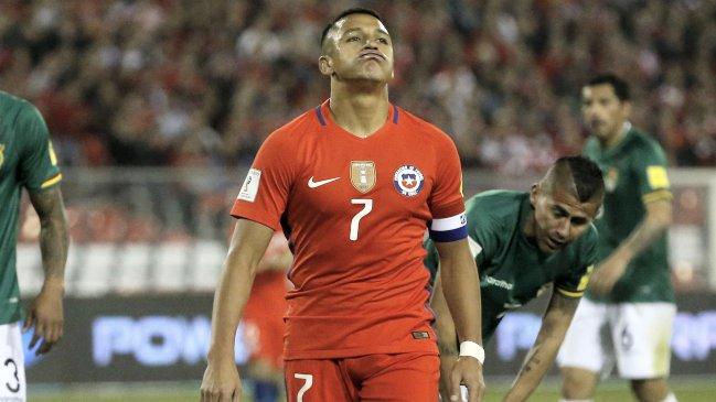 Foto  Archivo Photosport FIFA abrió procedimiento disciplinario a Chile por  partido ante Bolivia f2f8f41784e3d
