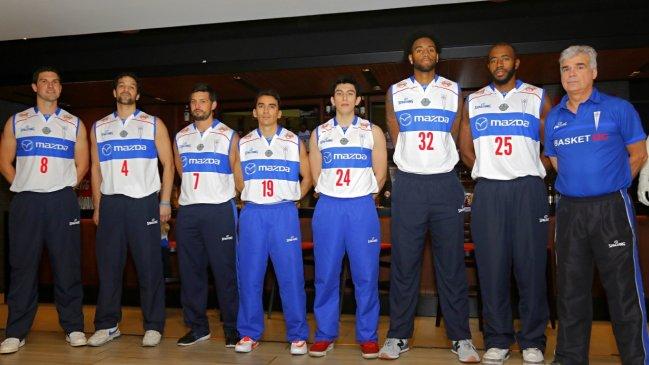 Foto  CDUC El equipo de baloncesto de U. Católica presentó cinco refuerzos  para la Liga Nacional bdb155a854a87