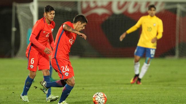 8c2af5da7d ... Chile igualó con Brasil y terminó invicto en la Copa Independencia en  Talca