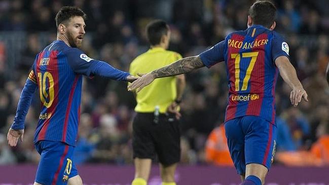 Foto  EFE FC Barcelona goleó sin compasión a Sporting de Gijón y puso  presión en la cima ad671e973801d
