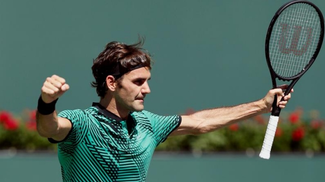 Roger Federer y Stan Wawrinka animarán la final de Indian Wells