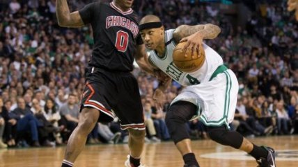 Los triunfos de Boston y Washington en la NBA
