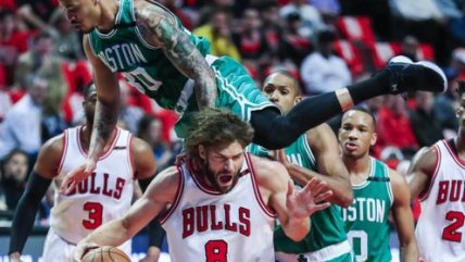 Las clasificaciones de Washington y Boston en los play-offs de la NBA
