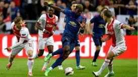 Ajax y Manchester United buscan la gloria en la Europa League