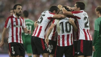 Athletic Club venció a Panathinaikos y avanzó a la fase de grupos en la Europa League