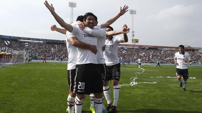 Foto  Photosport Colo Colo inició las Fiestas Patrias con un asado en el  Estadio Monumental ff1c6c2e9f250
