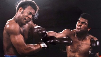 """Rumble in the Jungle"": A 43 años de la batalla entre Muhammad Ali y George Foreman"