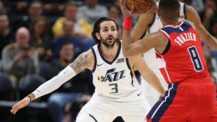 La abultada victoria de Utah Jazz ante Washington Wizards