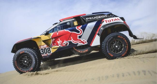 El Frances Cyril Despres Gano La Segunda Etapa En Autos En El Rally