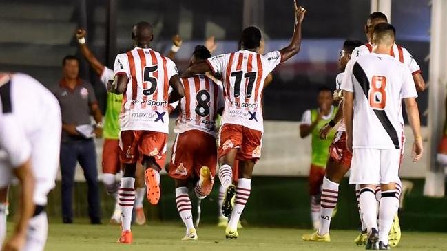 Vasco da Gama cayó ante equipo de cuarta división en el inicio del ...
