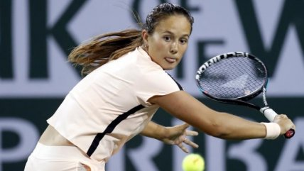 El impresionante triunfo de Daria Kasatkina sobre Venus Williams en Indian Wells