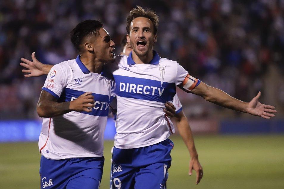 Universidad Católica derrotó por 3-1 a Unión Española y, en seis fechas disputadas, continúa como sólido líder del Campeonato Nacional.