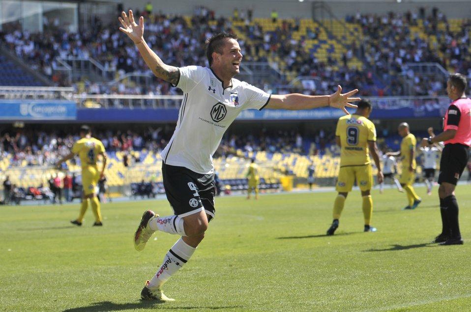 Universidad de Concepción derrotó por 2-1 a Colo Colo en la sexta fecha del Campeonato Nacional. La cita en el