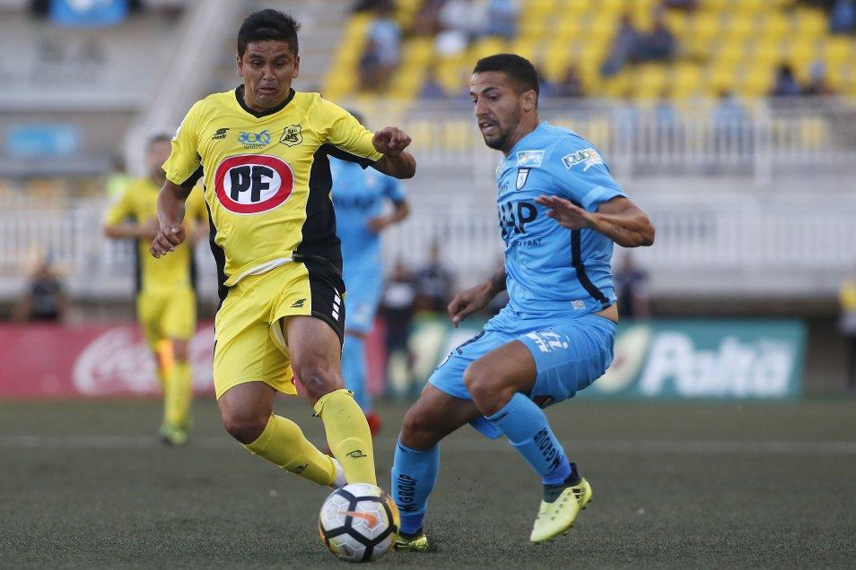 San Luis empató este domingo 0-0 con Deportes Iquique en el Estadio