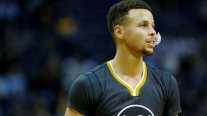 Stephen Curry regresó y volvió a lesionarse en nuevo triunfo de Golden State Warriors