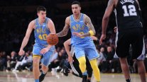 Los Lakers dejaron a San Antonio al borde de la cornisa en la NBA