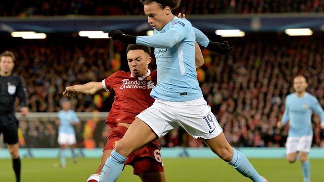 Manchester City va por el milagro ante Liverpool en Champions League