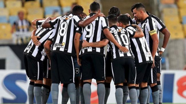 Audax Italiano cayó ante Botafogo en su debut por Copa Sudamericana