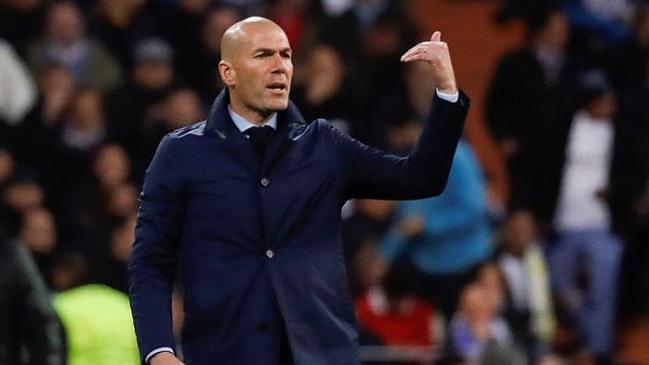 Las palabras de Zinedine Zidane sobre James Rodríguez antes de la semifinal