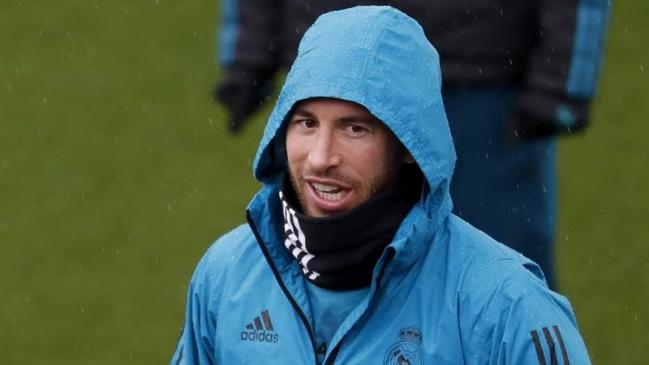 La UEFA descarta sanción a Sergio Ramos