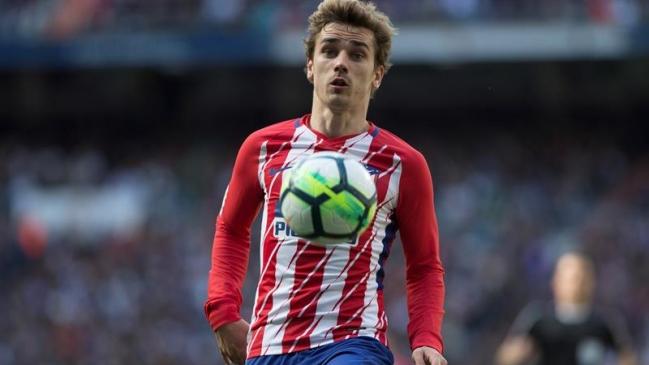 Antoine Griezmann desmintió un posible fichaje por el FC Barcelona