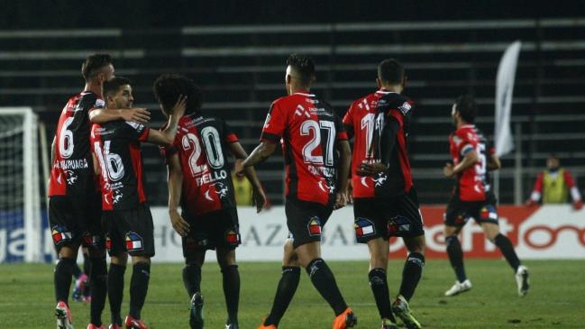 Antofagasta lo dio vuelta y venció a Curicó en un increíble partido