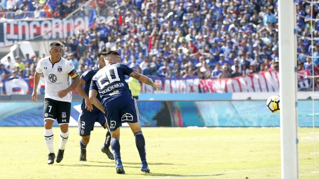 Universidad de Chile vs Colo Colo EN VIVO ONLINE el Superclásico chileno