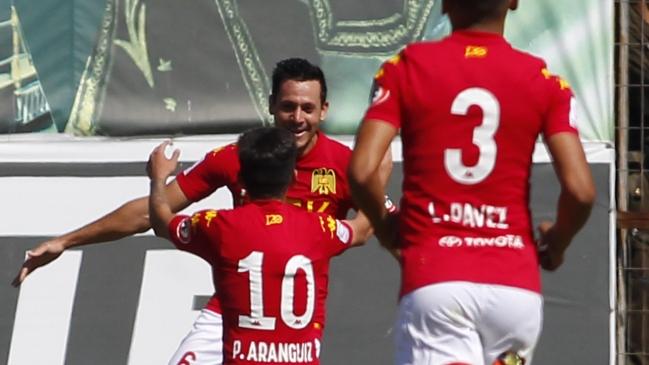 Unión Española venció a Deportes Iquique en Cavancha — Dos al hilo