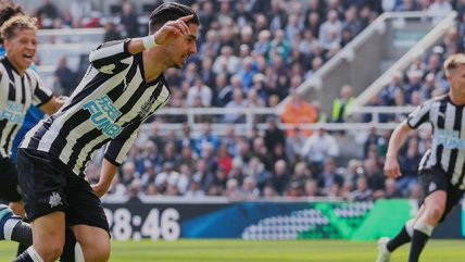 Arsenal cayó como visitante ante Newcastle por Premier League