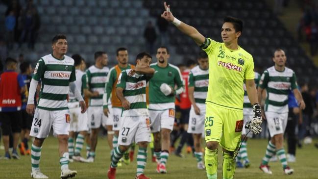 Deportes Temuco rescató un agónico empate en Venezuela