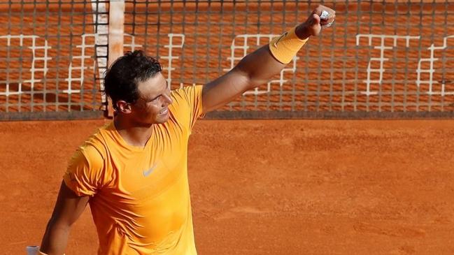 Nadal gana en Montecarlo y Djokovic pierde