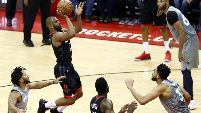 Houston Rockets viento en popa en postemporada de NBA