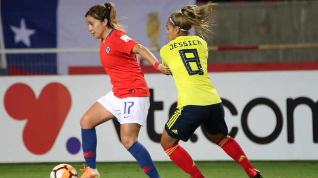 Geraldine Leyton no quedó descartada para duelo clave ante Argentina