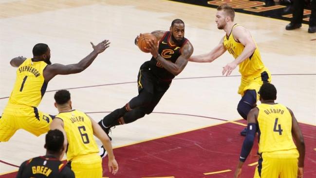 Raptors 108-98 a Wizards en 5º juego de Playoffs de NBA