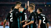 Real Madrid derribó a domicilio a Bayern Munich y puso un pie en la final de la Champions