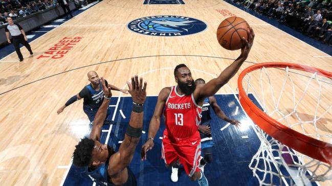 Houston y Utah, a un paso de las semifinales de la NBA