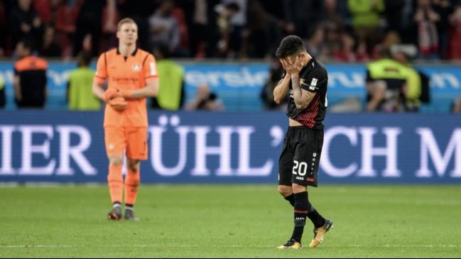 Bundesliga: Bayer Leverkusen 1-0 Stuttgart