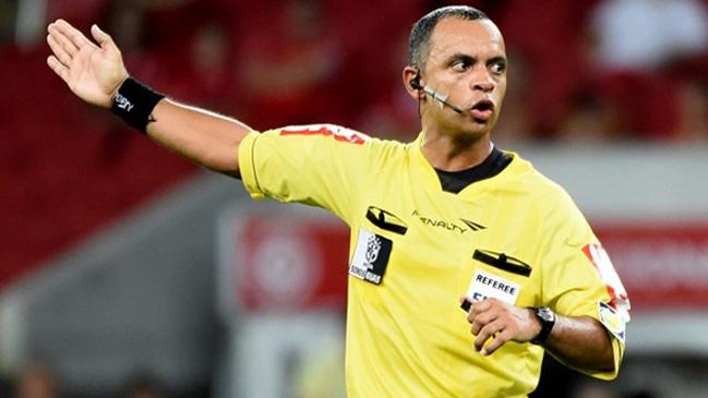 El boliviano Gery Vargas será árbitro VAR en el Mundial