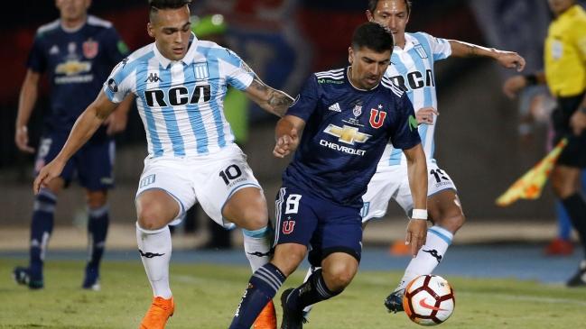 Racing aseguró su pasaje a octavos de la Libertadores