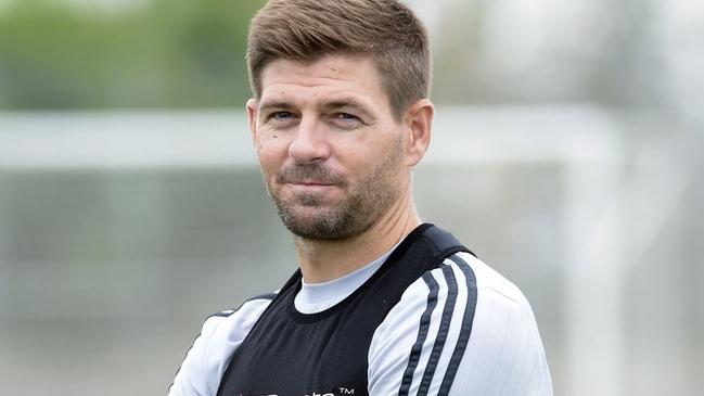 Gerrard será el nuevo entrenador de Rangers