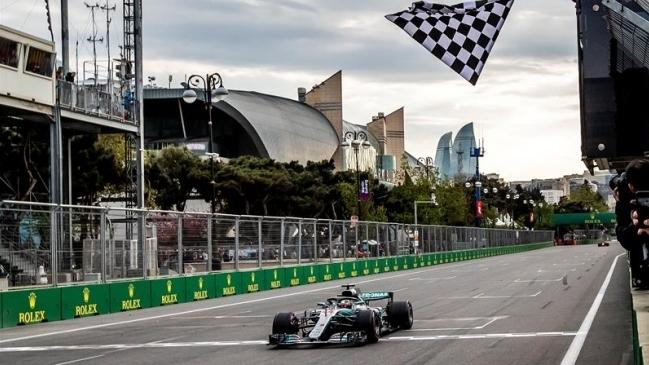 Lewis Hamilton controló de principio a fin el GP de España