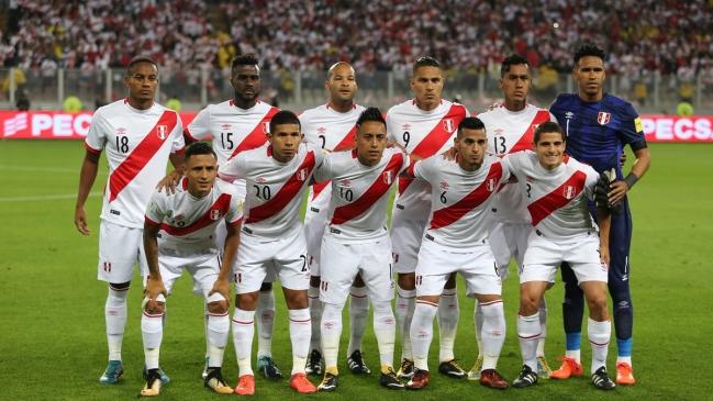 Perú entregó su lista preliminar para el Mundial de Rusia