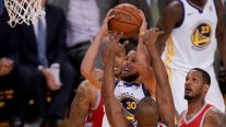 Golden State Warriors se acerca a la final de la NBA tras derrotar a Houston Rockets