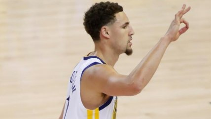 Klay Thompson lideró espectacular ofensiva de Golden State ante Houston Rockets